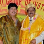 05. Felicitation by Kannada movie actor Mr. Kumar Govind