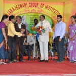 09. Felicitation by RajaRajeswari College of Nursing