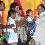 11. Felicitation by Special Children