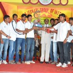 14b. Chariman awarded the Trophy for the Winners of Chariman's Cup - Cricket Tournament