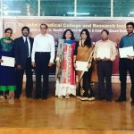 Group with Dr Pavithra Krishnan