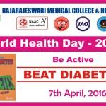 WORLD health DAY 3X2 2