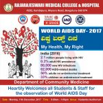 World-Aids day 2017-RRMCH
