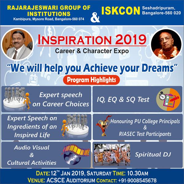 Inspiratiion - 2019
