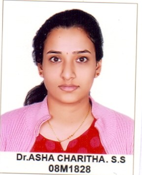 RGUHS Topper in MD Psychiatry Dr. Asha Charitha S S Reg No - 15M1952 Rank - 3 (462-700 66.0%).jpg