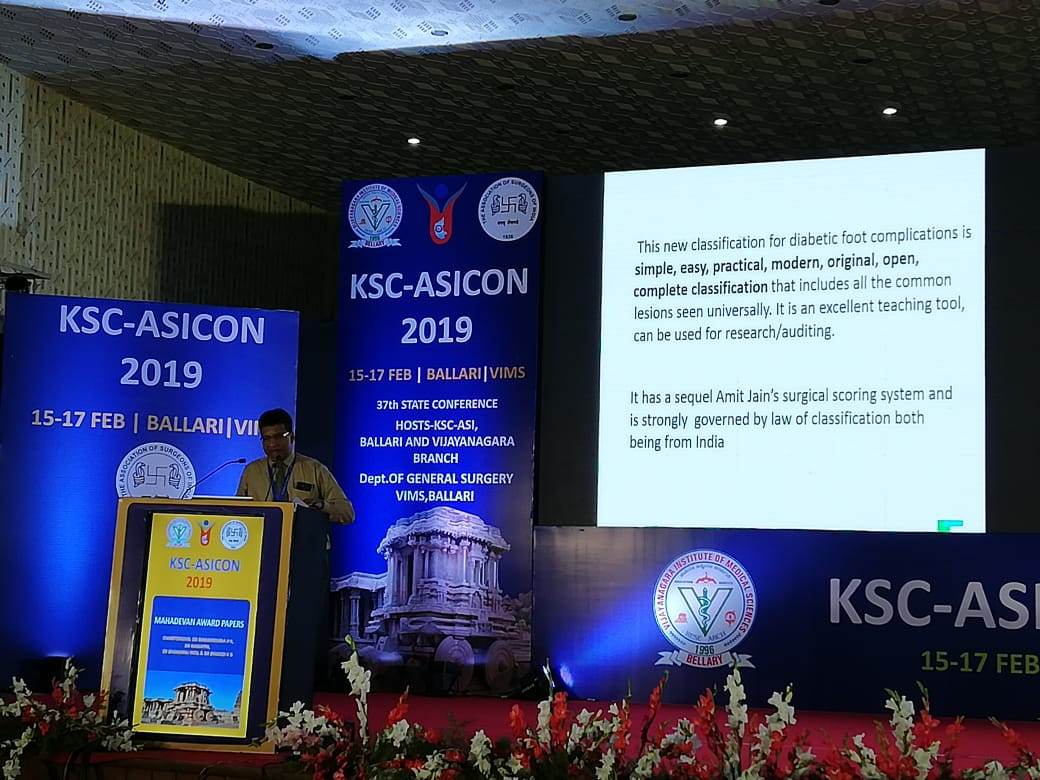 Surgeons of India Annual conference – 2019   RRMCH College