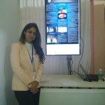 Dr. Sheena Wadhwa 2nd prize poster