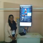 Dr. Sheetal 2nd prize in poster
