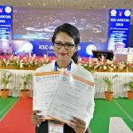Dr.Sneha Hemachandran 2nd prize free paper competition
