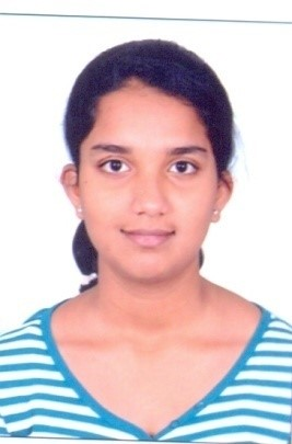 RGUHS Subject topper in MBBS Phase - I Dr. Lekha Prakash Gawda Reg No - 13M7813   Rank - 5 (174-200-87.00%) Biochemistry.jpg