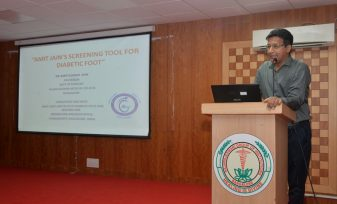 amit jain project diabetic foot