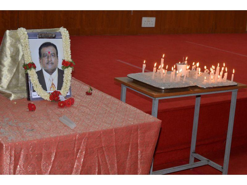 Dr. Vijay Kumar K G