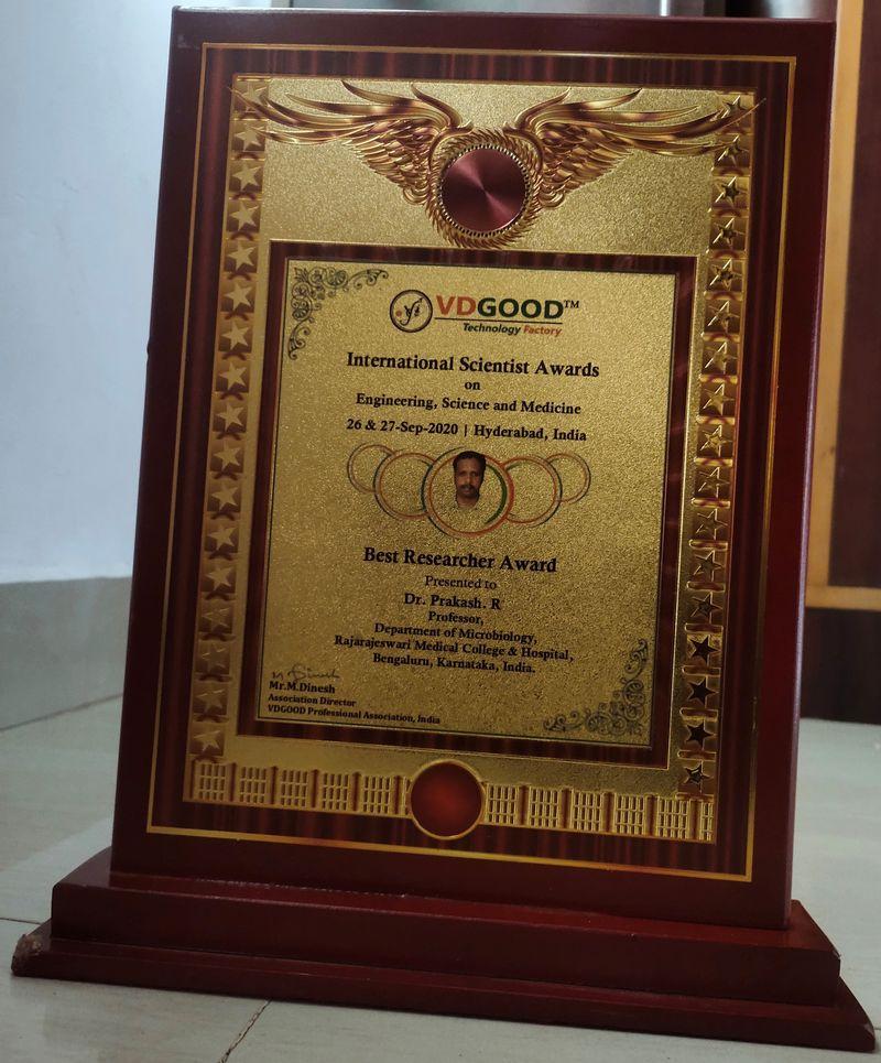 VD Good Award