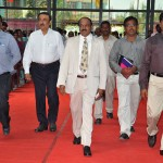 04. Respected Chairman walking towards the dias