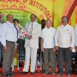 12. Felicitation by the team of Head Office