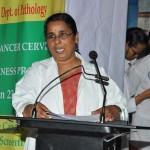43. Cancer Cervix Awareness Programme