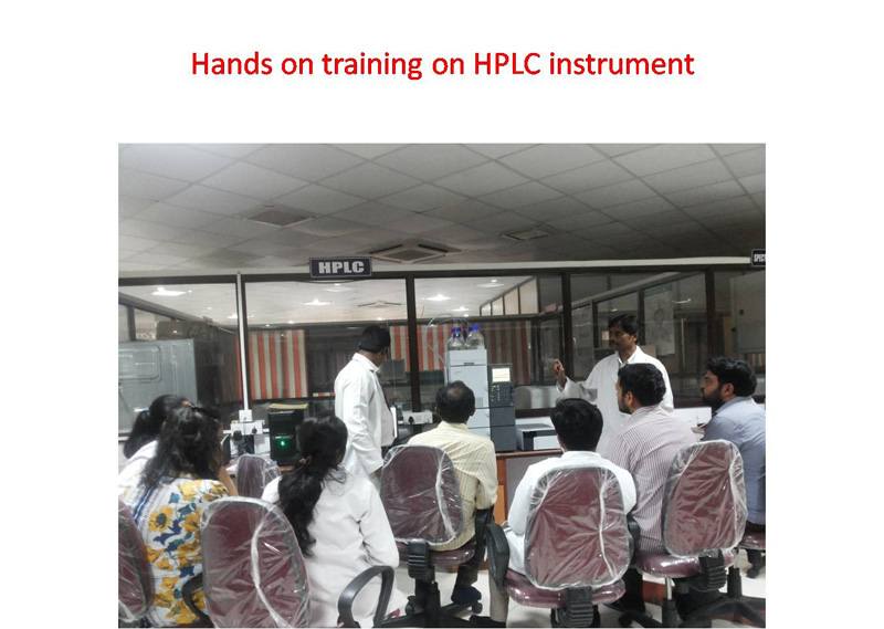 Hands on Training on HPCL Instruments | RRMCH College